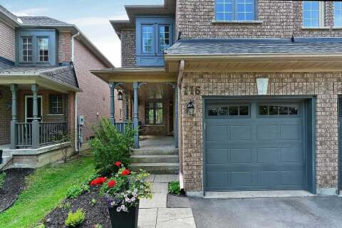 Townhouse for sale at 116 Woodroof Cres Aurora Ontario - MLS: N4772571