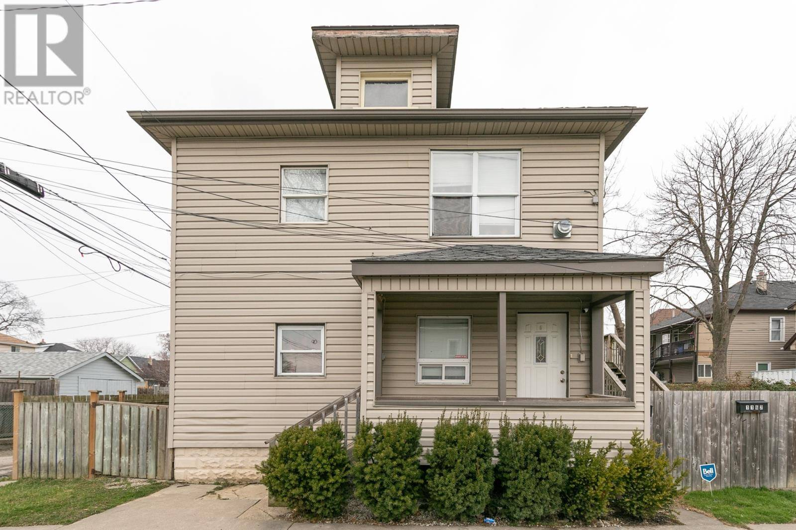Townhouse for sale at 1160 Richmond  Windsor Ontario - MLS: 20003807
