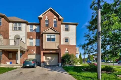 Townhouse for sale at 1160 Barnard Dr Milton Ontario - MLS: W4858679