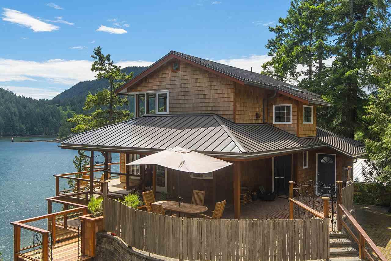 Sold: 1160 Ecclestone Road, Bowen Island, BC