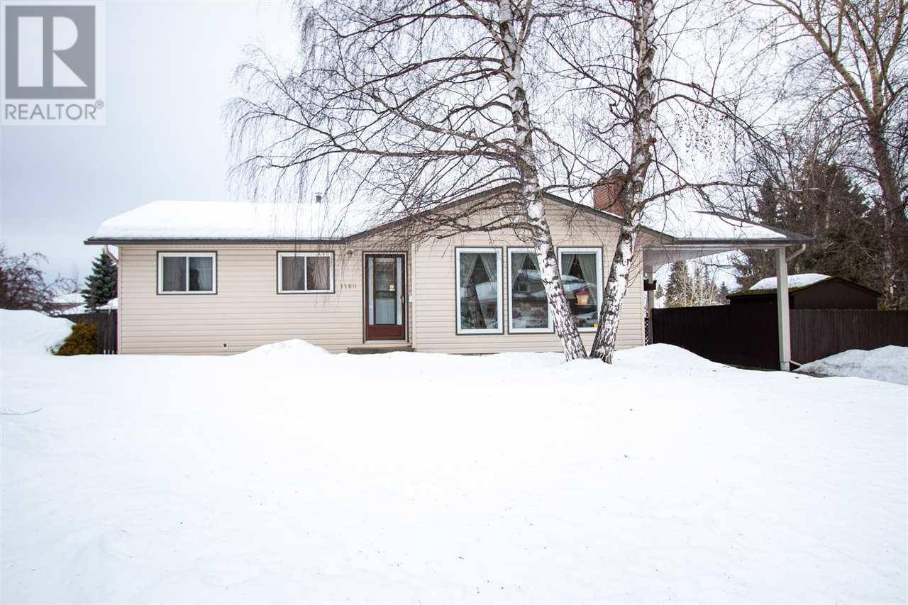 House for sale at 1160 Mica Ave Prince George British Columbia - MLS: R2431475