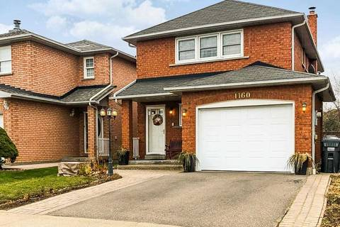 House for sale at 1160 Sherwood Mills Blvd Mississauga Ontario - MLS: W4647758