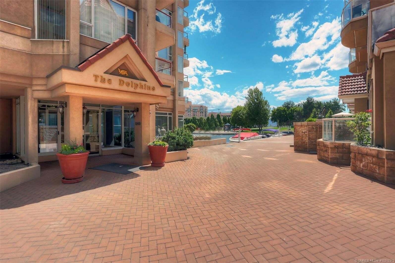 Condo for sale at 1160 Sunset Dr Kelowna British Columbia - MLS: 10213313