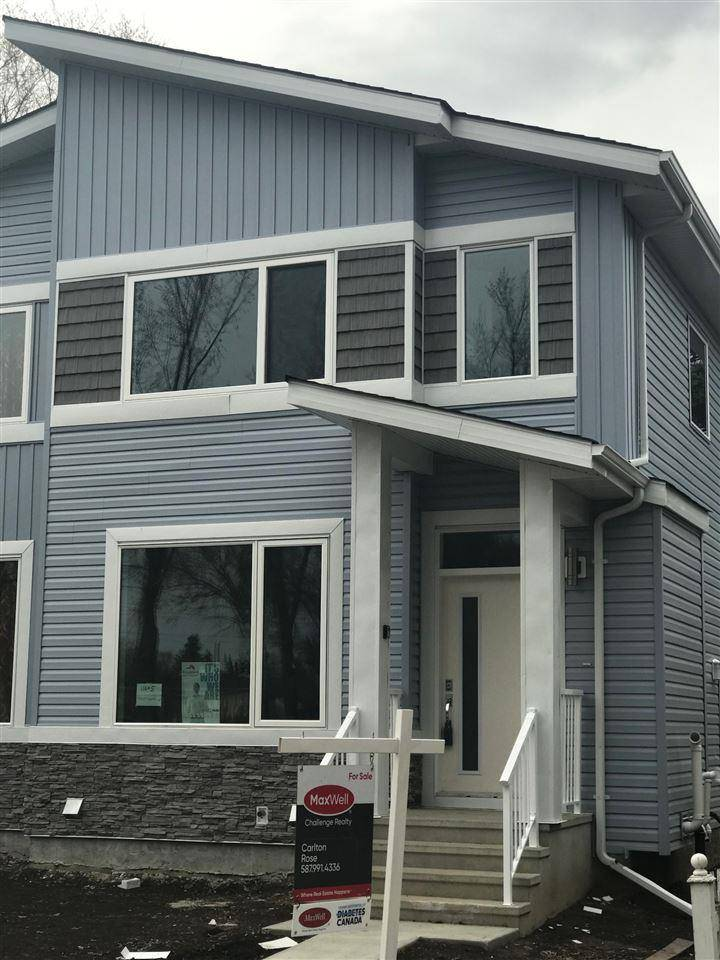 Townhouse for sale at 11605 130 Ave Nw Edmonton Alberta - MLS: E4190282