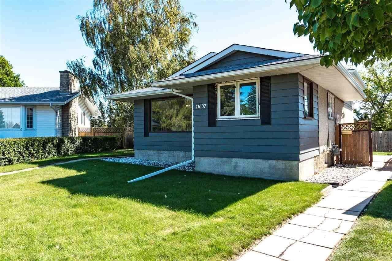 House for sale at 11607 46 Av NW Edmonton Alberta - MLS: E4213756
