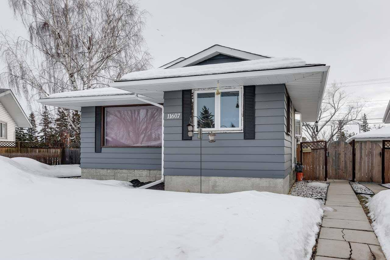 House for sale at 11607 46 Ave Nw Edmonton Alberta - MLS: E4182079