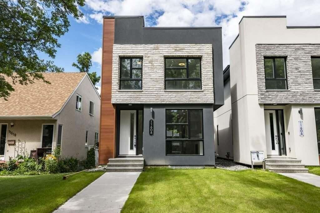 House for sale at 11608 77 Av NW Edmonton Alberta - MLS: E4207818