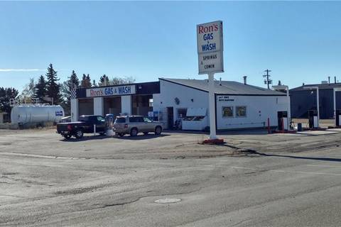 Commercial property for sale at 1161 2 St N Three Hills Alberta - MLS: C4211355