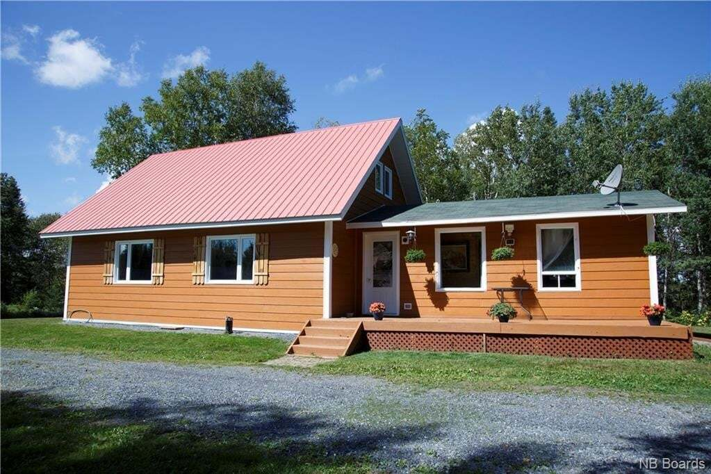 House for sale at 1161 Coombes Rd Saint Leonard New Brunswick - MLS: NB049070