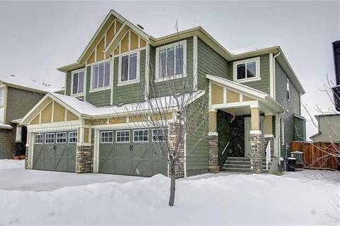 Townhouse for sale at 1161 Hillcrest Ln Southwest Airdrie Alberta - MLS: C4286109