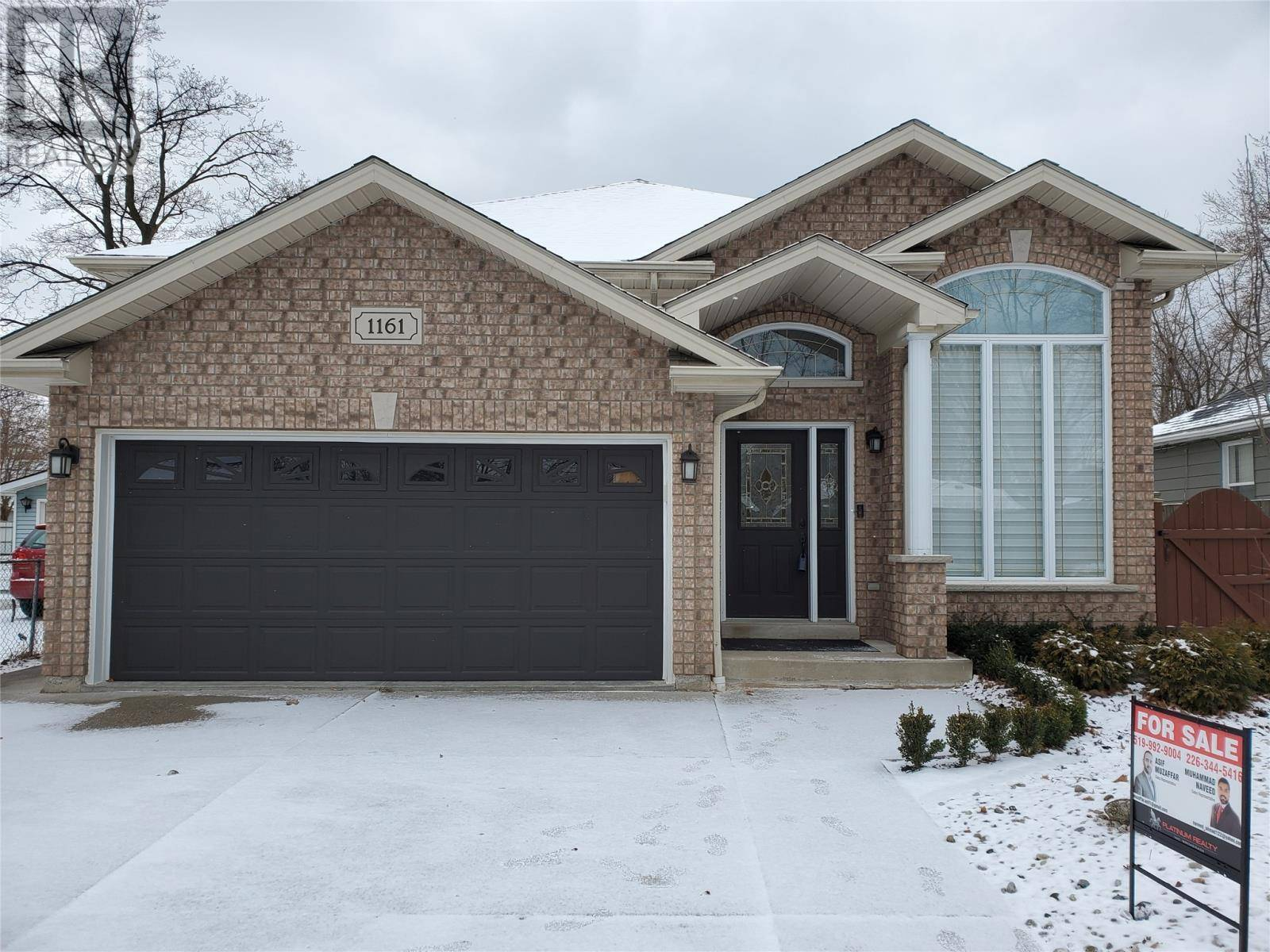 House for sale at 1161 Jefferson Blvd Windsor Ontario - MLS: 20000234