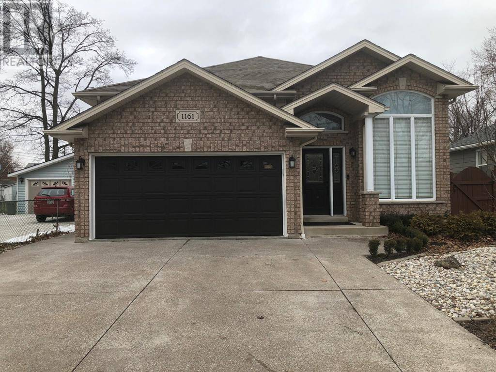 House for sale at 1161 Jefferson Blvd Windsor Ontario - MLS: 20001423