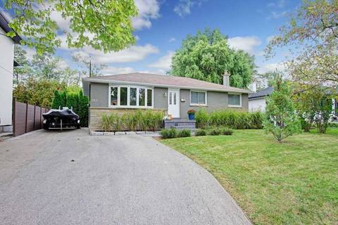House for sale at 1161 Pinegrove Rd Oakville Ontario - MLS: W4601861