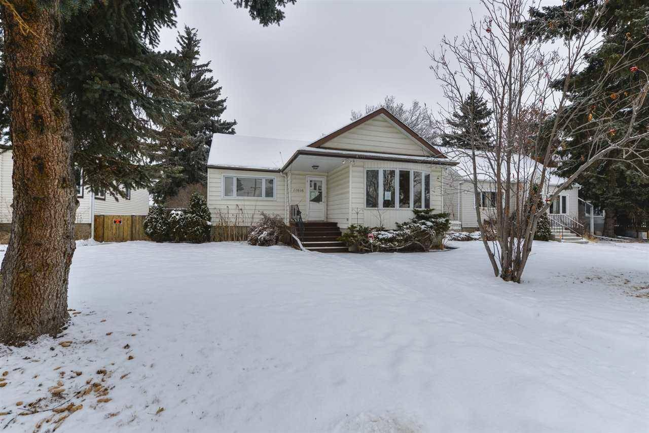 House for sale at 11616 110a Ave Nw Edmonton Alberta - MLS: E4186241