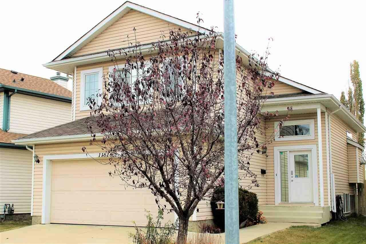 House for sale at 11616 168 Av NW Edmonton Alberta - MLS: E4218500