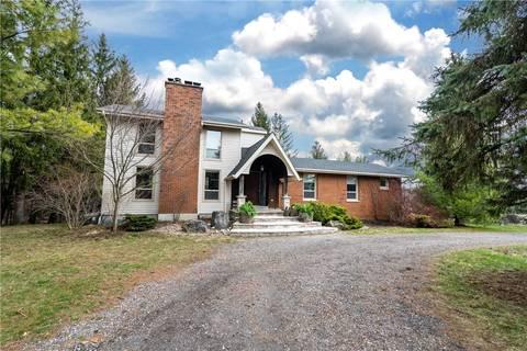 House for sale at 11617 Nassagaweya Esq Town Line Halton Hills Ontario - MLS: W4743890