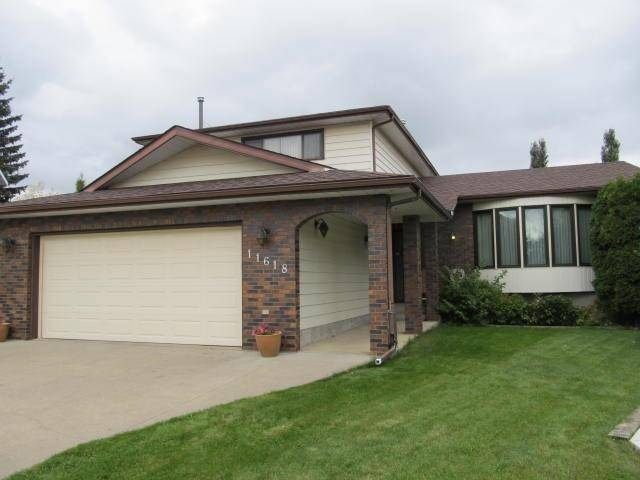 House for sale at 11618 138 Ave Nw Edmonton Alberta - MLS: E4175343