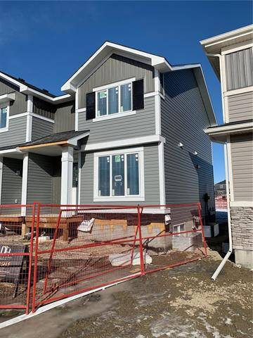 Townhouse for sale at 1162 Carrington Blvd  Northwest Unit 1162 Calgary Alberta - MLS: C4287070