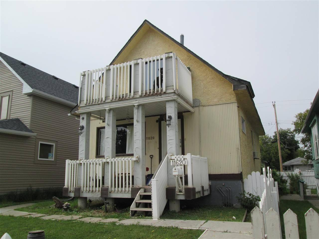 House for sale at 11620 82 St Nw Edmonton Alberta - MLS: E4145093