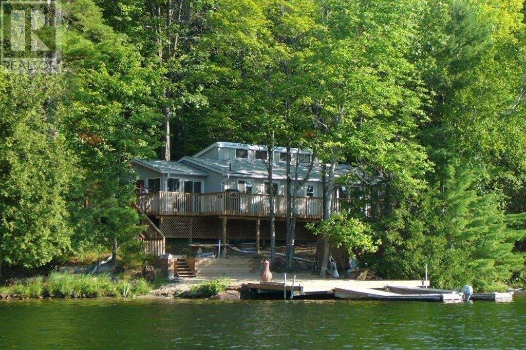 House for sale at 11620 Sugar Island Gull Lake Water Access  Minden Ontario - MLS: 278330