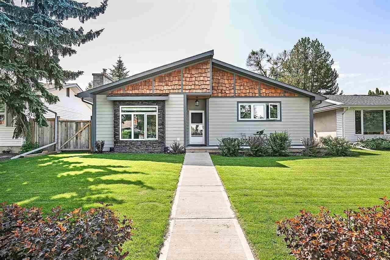 House for sale at 11623 35a Av NW Unit 11623 Edmonton Alberta - MLS: E4205510