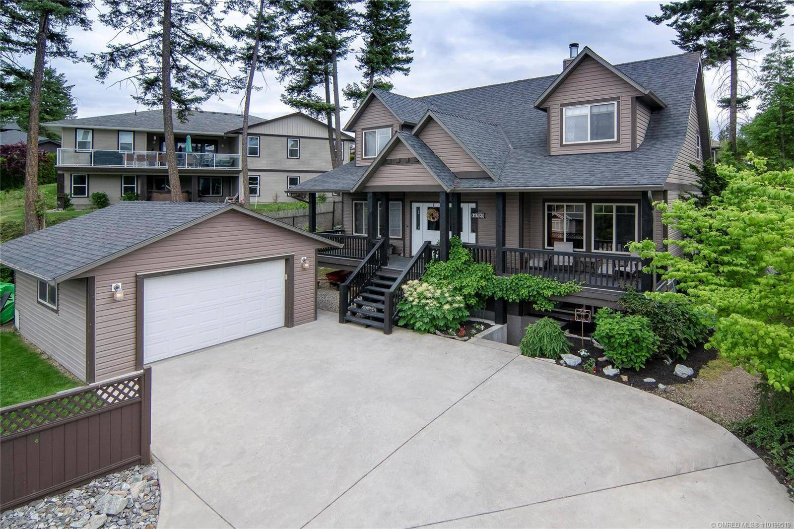 House for sale at 11625 Jackson Ct Lake Country British Columbia - MLS: 10199519