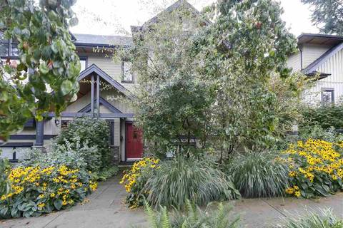 Townhouse for sale at 1163 Harold Rd North Vancouver British Columbia - MLS: R2413009