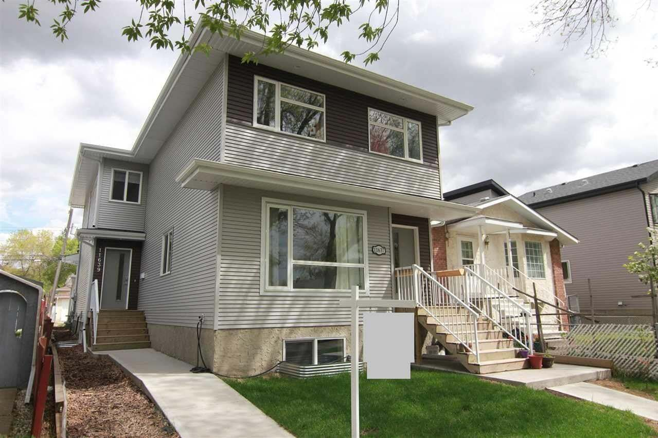 Townhouse for sale at 11639 92 St NW Edmonton Alberta - MLS: E4198132