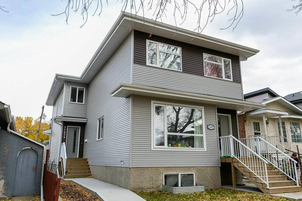Townhouse for sale at 11639 92 St Nw Edmonton Alberta - MLS: E4176618