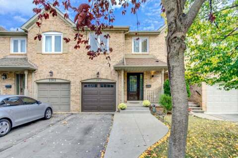 Townhouse for sale at 1164 Treetop Terr Oakville Ontario - MLS: W4932715