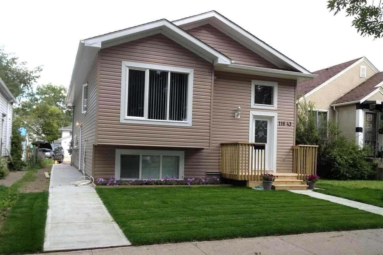 Townhouse for sale at 11643 94 St NW Edmonton Alberta - MLS: E4205298