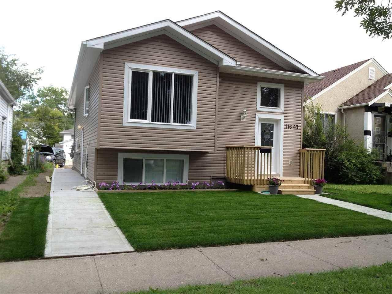 Townhouse for sale at 11643 94 St Nw Edmonton Alberta - MLS: E4194026