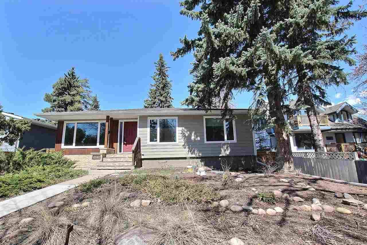 House for sale at 11646 75 Ave Nw Edmonton Alberta - MLS: E4189498