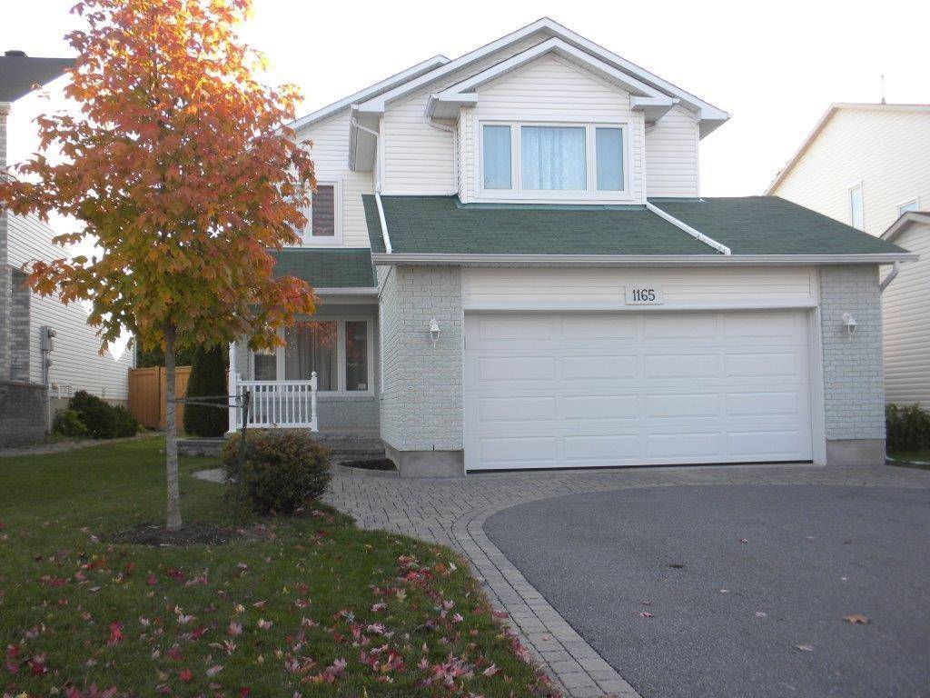 House for sale at 1165 Ambercrest St Ottawa Ontario - MLS: 1152088