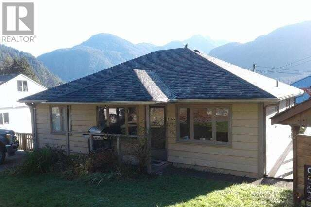 House for sale at 1165 Discovery Rd Tahsis British Columbia - MLS: 460981