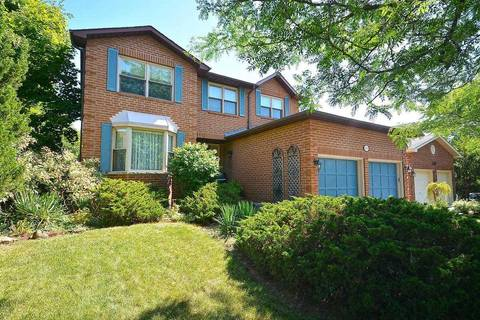 House for sale at 1165 Painted Post Ct Oakville Ontario - MLS: W4582638