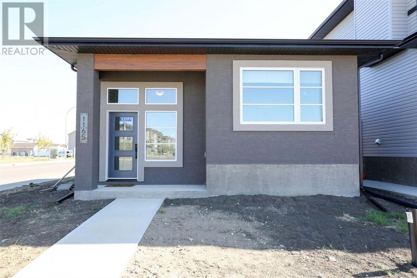 House for sale at 1165 Poley St N Regina Saskatchewan - MLS: SK827965
