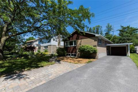 House for sale at 1165 Woodside Dr Ottawa Ontario - MLS: 1159364