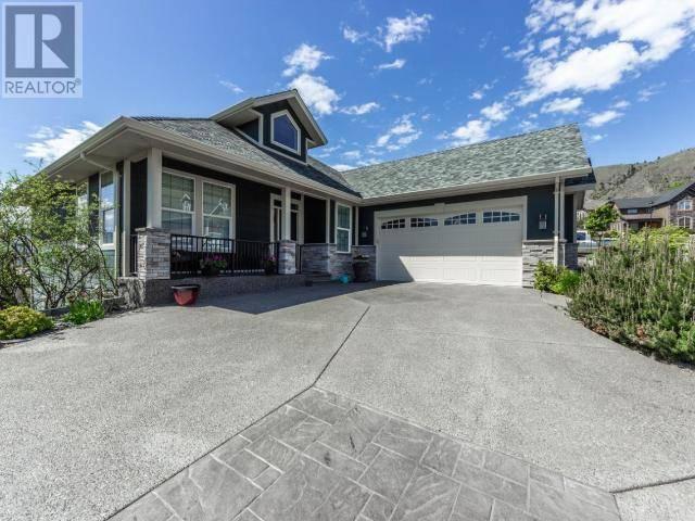 House for sale at 1166 Canyon Ridge Drive Dr Kamloops British Columbia - MLS: 155770