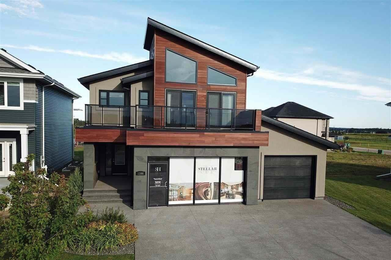 House for sale at 1166 Genesis Lake Bv Stony Plain Alberta - MLS: E4186535