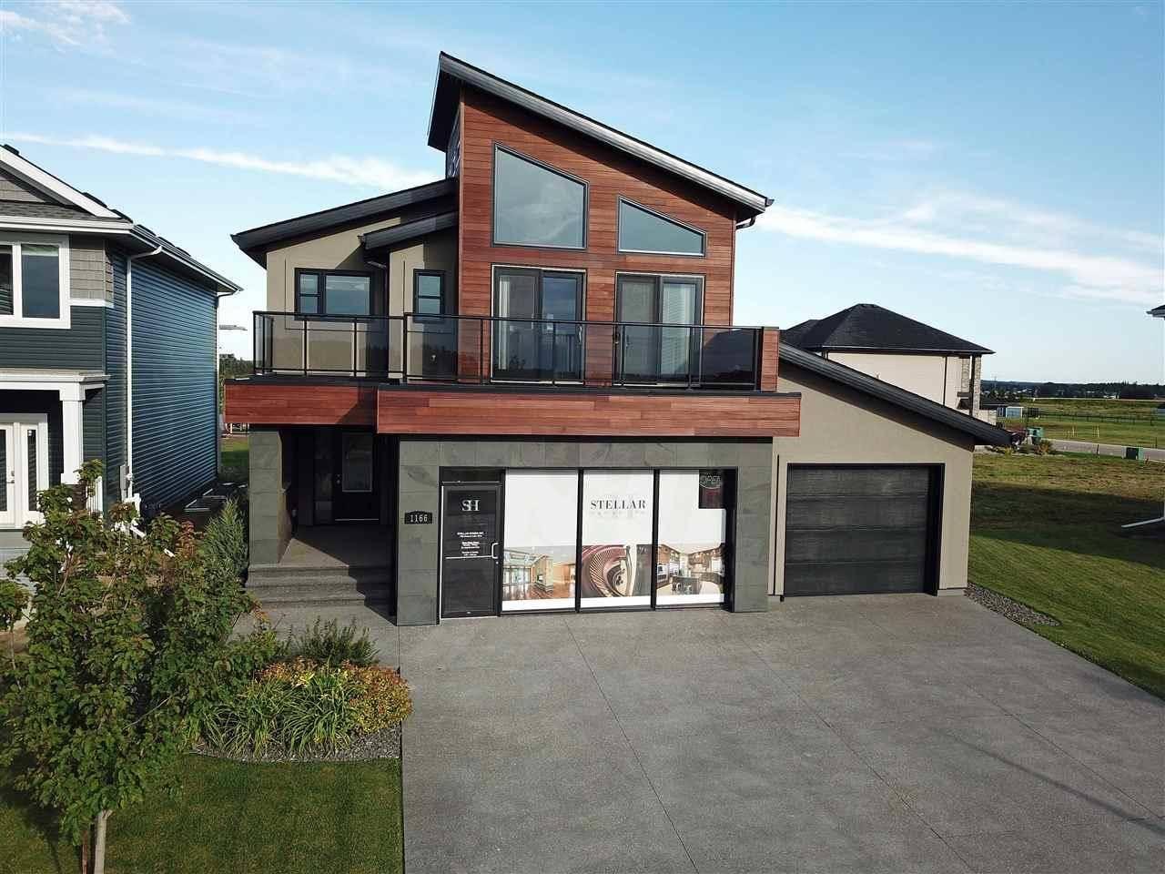 House for sale at 1166 Genesis Lake Blvd Stony Plain Alberta - MLS: E4171179