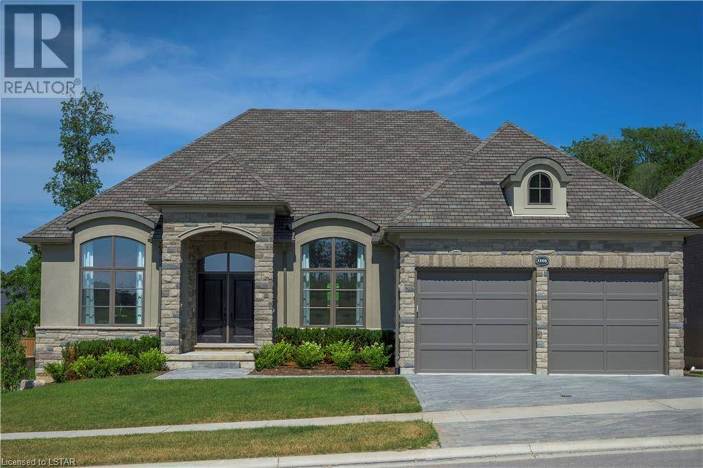 House for sale at 1166 Riverbend Rd London Ontario - MLS: 225196
