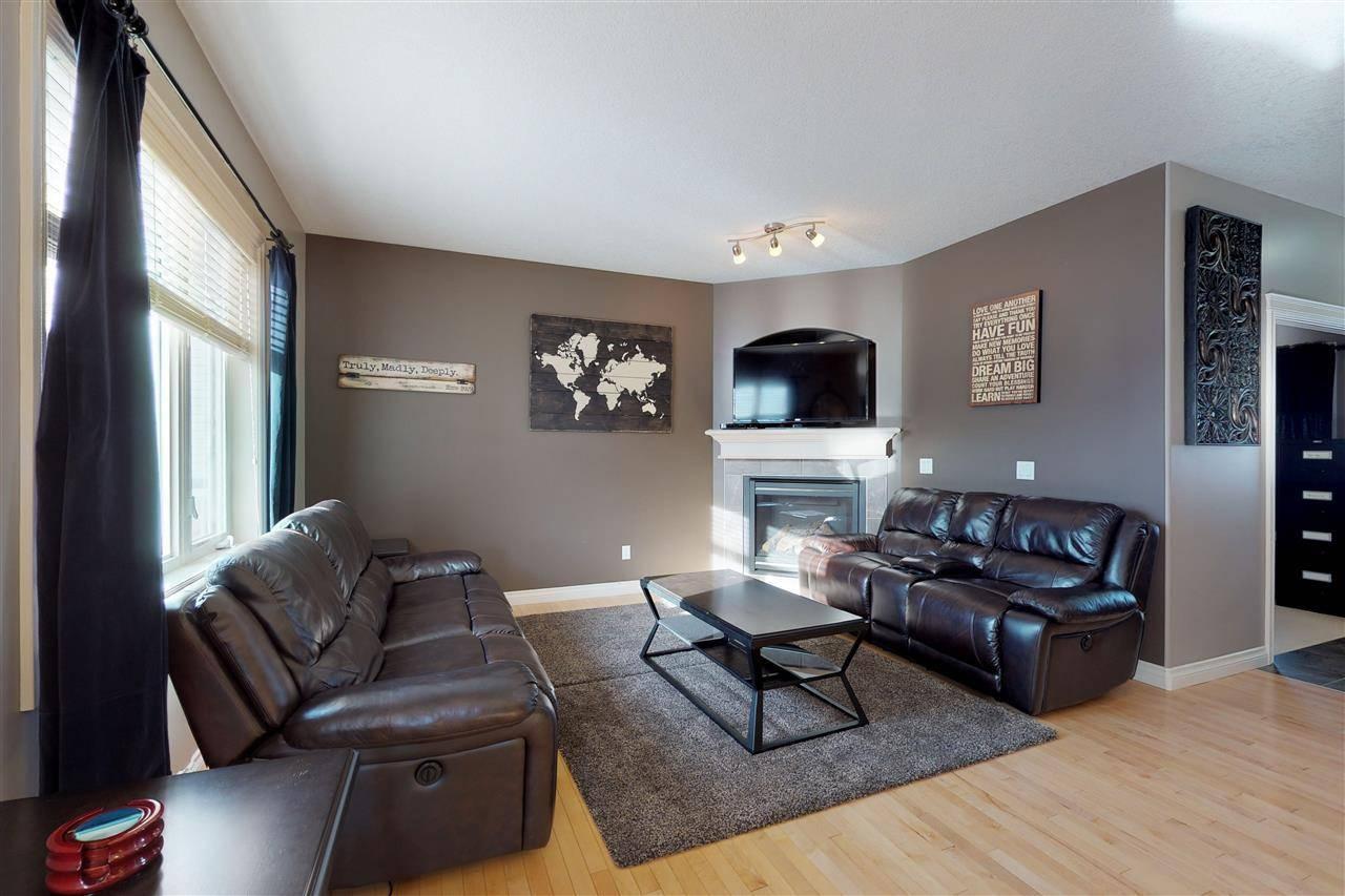 House for sale at 1166 Westerra Li Stony Plain Alberta - MLS: E4187553