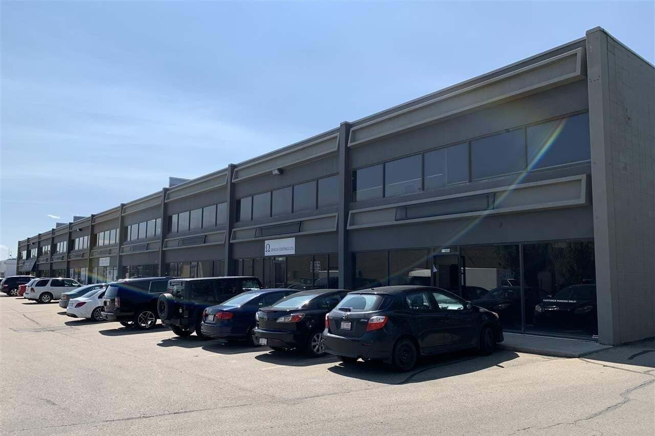 Commercial property for lease at 11666 154 St NW Edmonton Alberta - MLS: E4212053