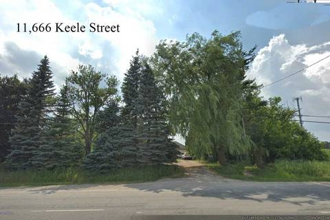 Residential property for sale at 11666 Keele St Vaughan Ontario - MLS: N4448381