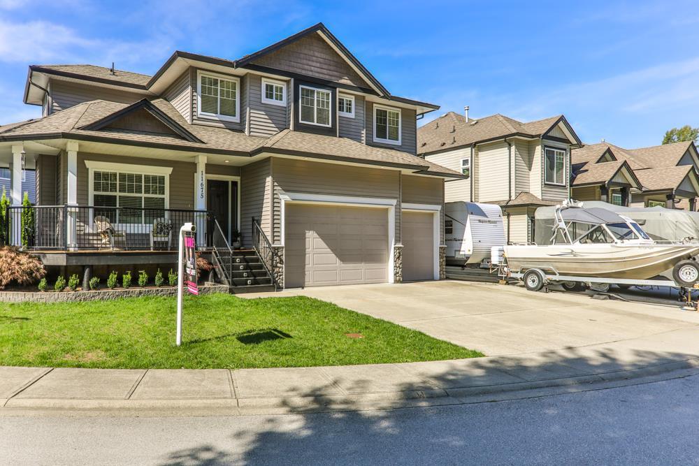 Sold: 11675 Gilland Loop, Maple Ridge, BC