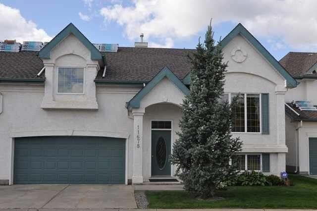 Townhouse for sale at 11678 15 Av NW Edmonton Alberta - MLS: E4198849
