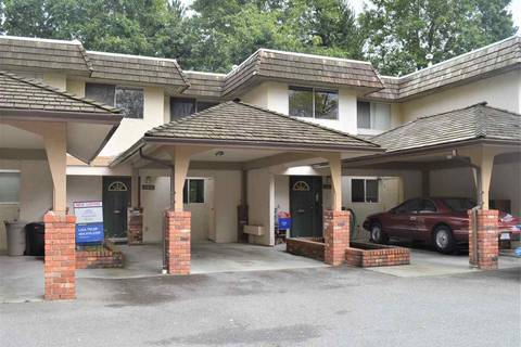 Townhouse for sale at 11682 Ritchie Ave Maple Ridge British Columbia - MLS: R2404964
