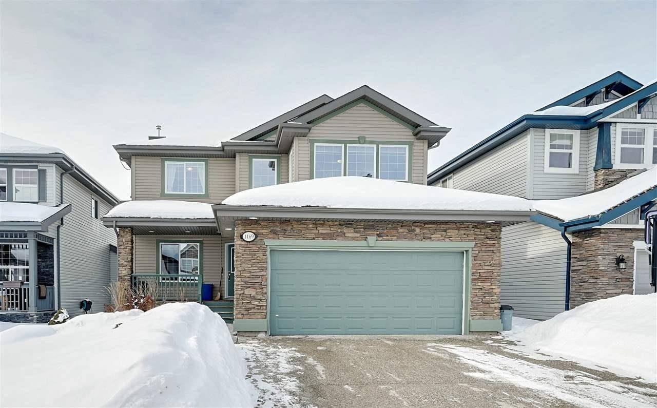 House for sale at 1169 Goodwin Circ Nw Edmonton Alberta - MLS: E4188927