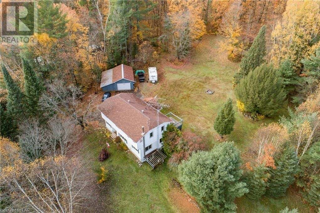 House for sale at 1169 Vankoughnet Rd Bracebridge Ontario - MLS: 40034670